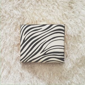 Animal Print Minaudière