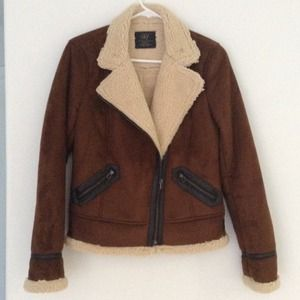 ZARA Aviator Jacket