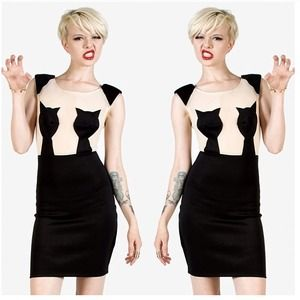 Dresses & Skirts - Cat dress