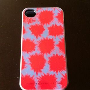 Marc by Marc Jacobs iPhone 4 case!