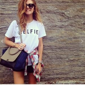 Adorable Celfie Tee🎀