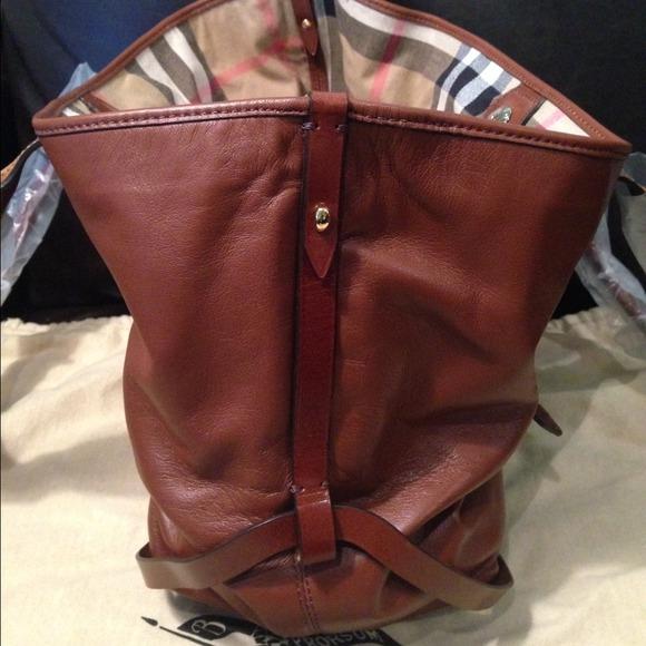 Authentic Burberry Handbag Ebay