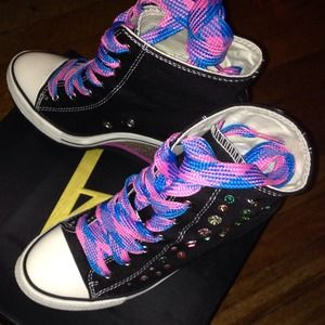 Candy Shoes - Candy wedge sneakers