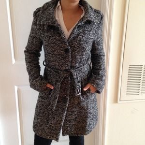 Party Host Pick! Beautiful Wool Coat from Zara