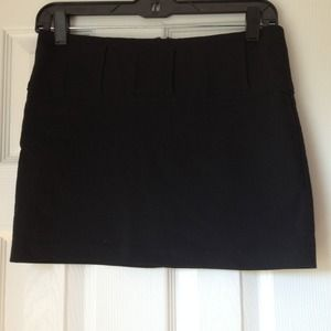Candies Dresses & Skirts - Black Candies mini skirt