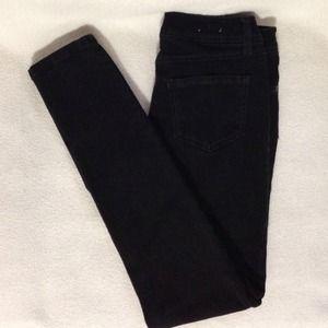SO Denim - Black SO super skinny jeans