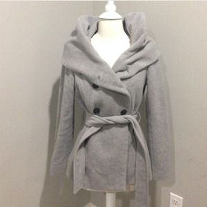 Zara hooded coat RESERVED!!!
