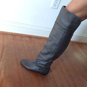Shoes - Long Snow Fashion Boots