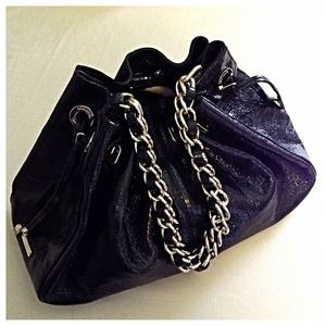 HOST PICK Kate Spade Black Chain Handbag