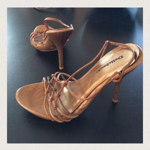 Shoes - Brown High Heels