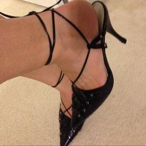 BCBG Strappy Shoes