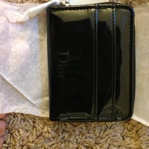Dior Diva wallet