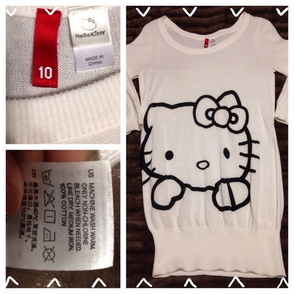 ✨h&m Hello Kitty Sweater