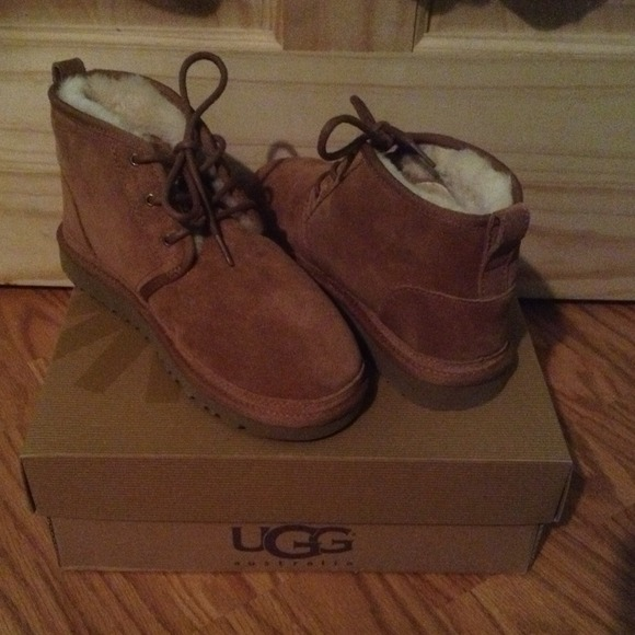 ugg lace up booties