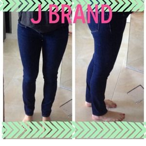 BUNDLED J Brand Skinny Jeans
