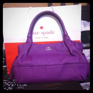 NWT Kate Spade Stevie Bag Price Firm!!!
