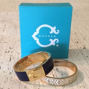 NEW C. Wonder Bangle Bracelets!