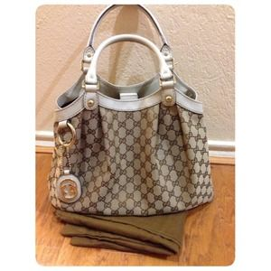 Women's Gucci Sukey Tote Medium on Poshmark