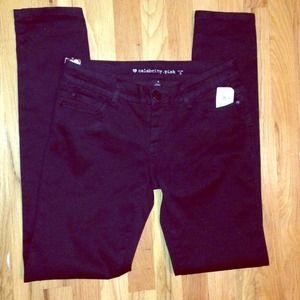 New ✨Black skinny jeans
