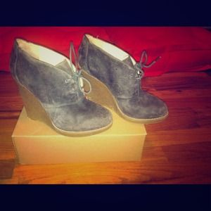 Enzo Angiolini Booties Size US 7. Only worn once