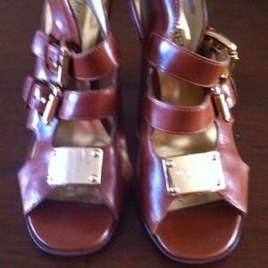 ⚡️flash sale ⚡️Michael kors gladiator heels