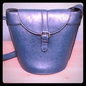 """BUNDLED"" Fabulous Teal Leather Purse"