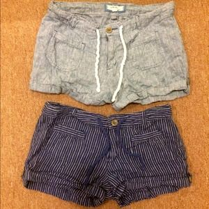 SOLD Casual shorts bundle