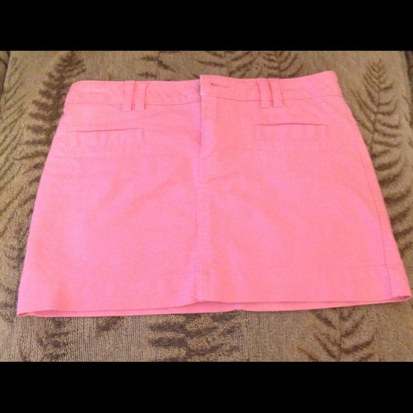 Old Navy - 🌟Cute pink denim skirt! Sold in bundle from Lauren ...