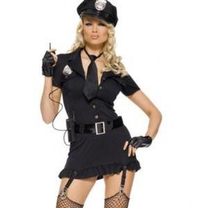 Spirit Halloween Other Cop Costume Poshmark