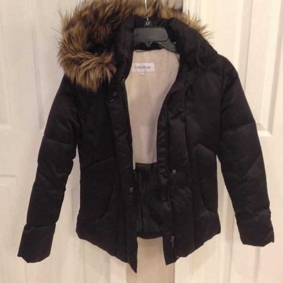 afa0f2dca7f Calvin Klein Jackets & Coats | Early Black Friday Sale Winter Coat ...