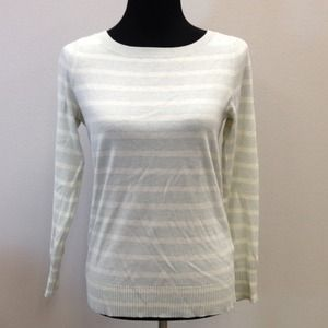 Joie Wool & Silk Sweater with Zipper Detail