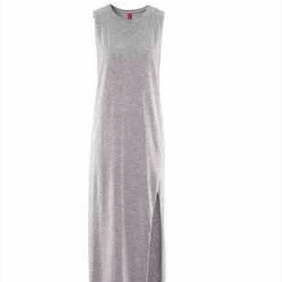 h&m tank top dress