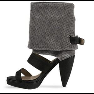 ON HOLD....Jeffrey Campbell Mucho shoe/bootie