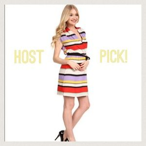 Host Pick 11/26 Kensie Striped Dress
