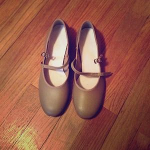 Capezio Tele Tone Tap Shoes Girls
