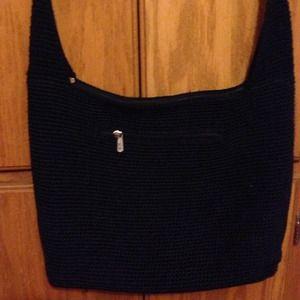 Bags - Authentic The Sak trendy crochet hobo bag!