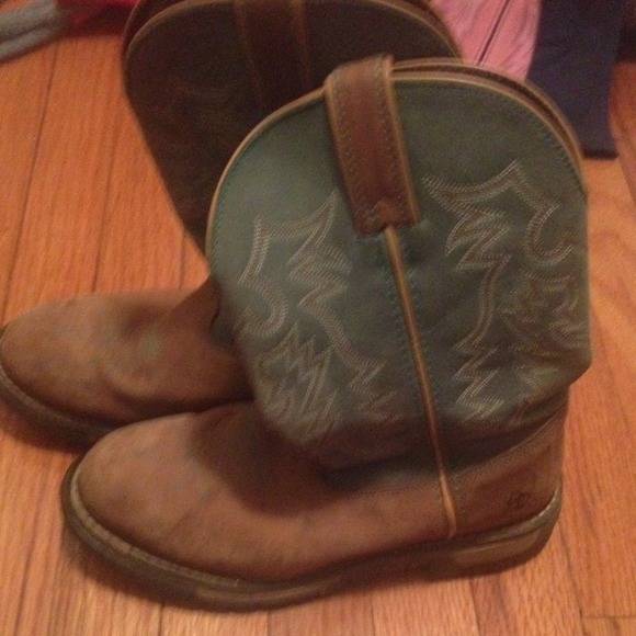 47% off Boots - Women's rocky boots from Ashley's closet on Poshmark