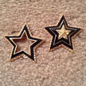Jewelry - STAR PINS😀