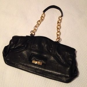 ✨Reduced✨ BCBG Leather Handbag