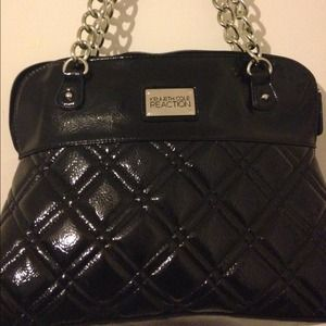 Kenneth Cole Handbags - Beautiful Kenneth Cole Black Bag !!!!!!!