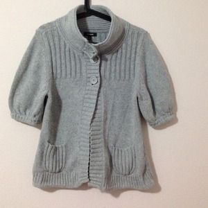 Express Sweater Top -large