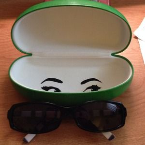 kate spade Accessories - 🎄Kate Spade Sunglasses+ Coach purse charm