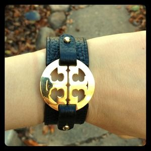 NEW Tory Burch (inspired) black bracelet