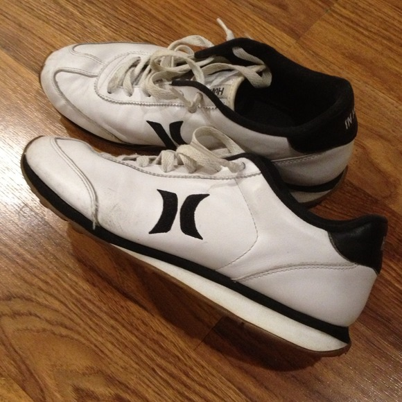 d3b91e37070c Hurley Shoes - Hurley white sneakers- on hold-