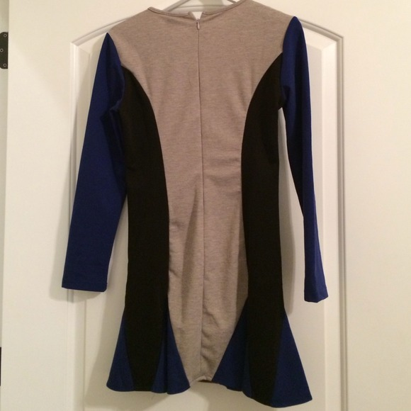 Dresses - Oasap Geometric dress/tunic