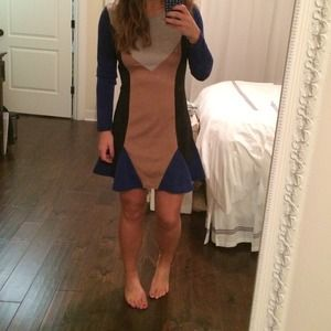 Dresses - Oasap Geometric dress/tunic
