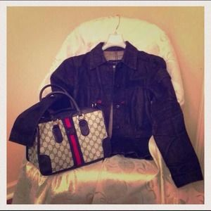 REDUCED!! AUTHENTIC GUCCI JACKET!!!!  Stunning