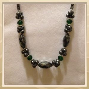 """Jewelry - 8"""" Necklace NWOT"""