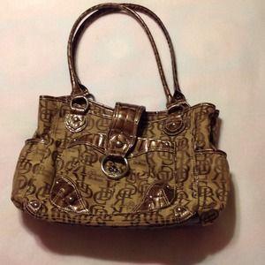 a437d0bbd5b5 Genna De Rossi Bags - 👛 Brown Genna De Rossi Handbag Purse 💕