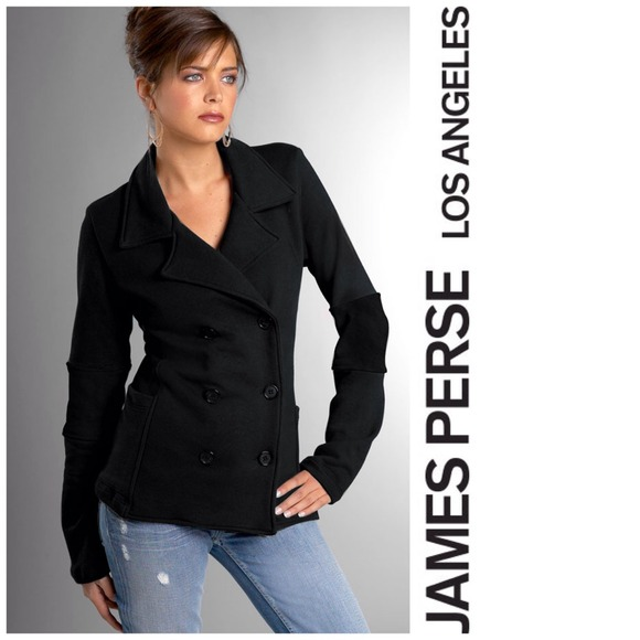 86% off James Perse Outerwear - REDUCED - James Perse Fleece ...
